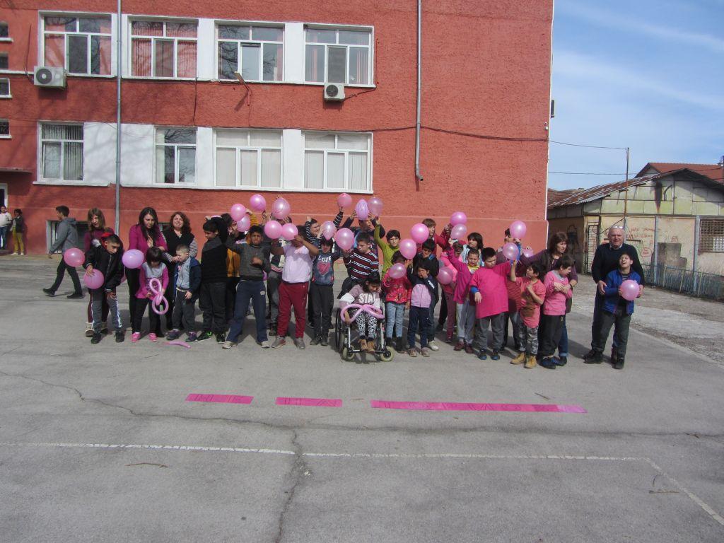 Ден на Розовата фланелка - голяма снимка