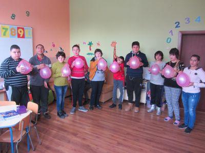 Ден на розовата фланелка  - ЦСОП - Кубрат